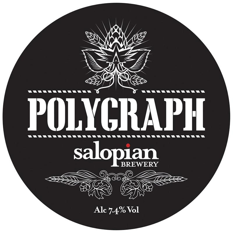 PolygraphRoundKeg