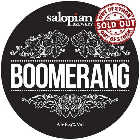 Boomerang-keg-oos