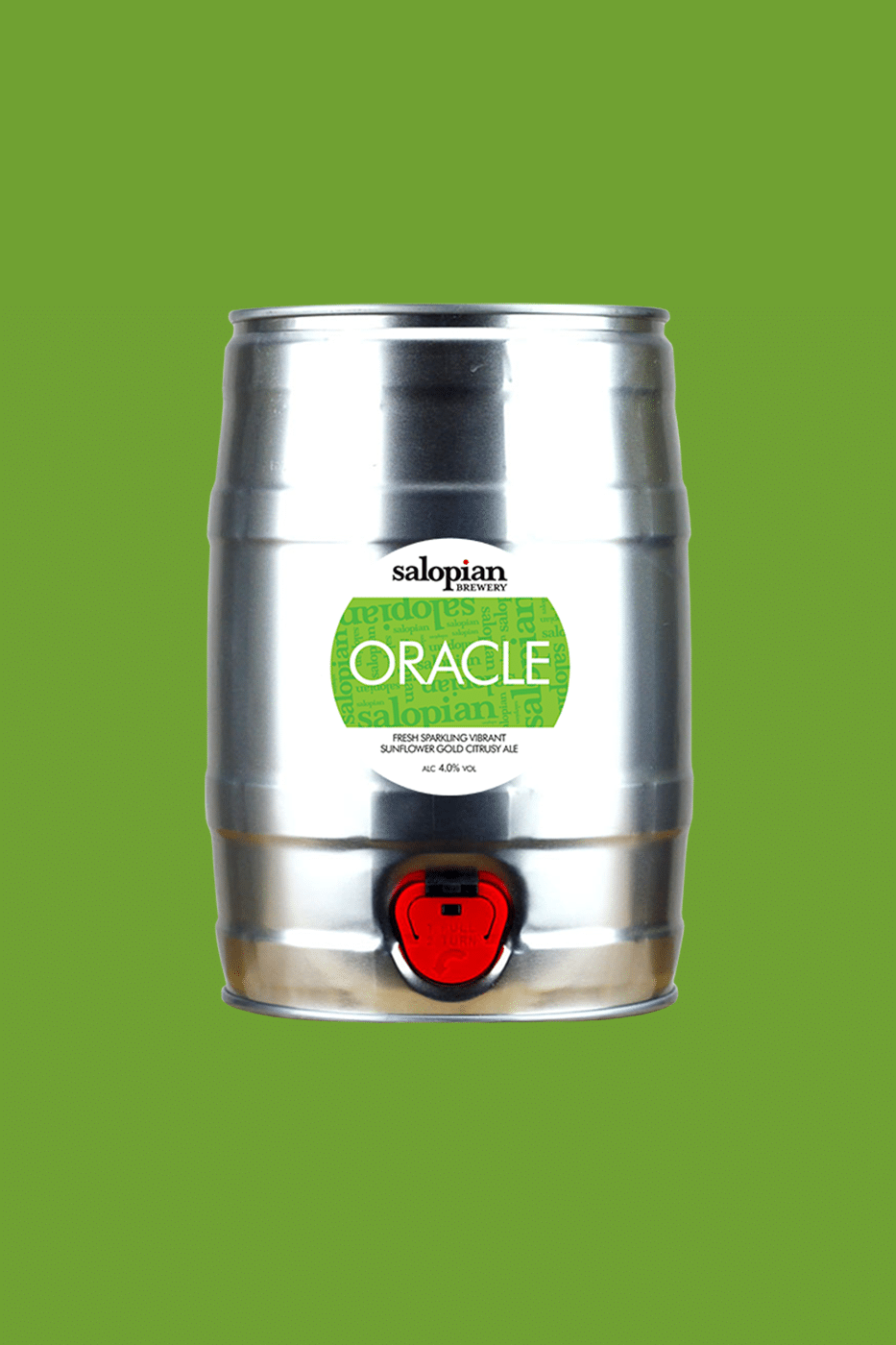 Oracle-Bottle