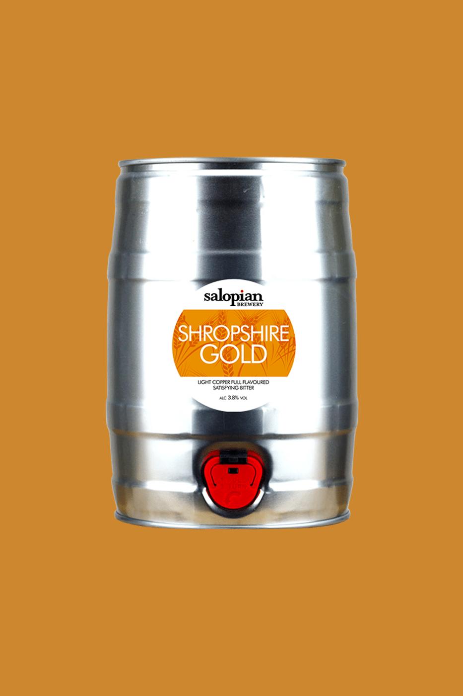 Shropshire-Gold-Keg